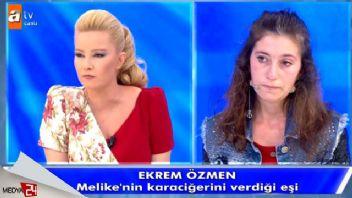 Müge Anlı'da kocasından karaciğerini istedi!