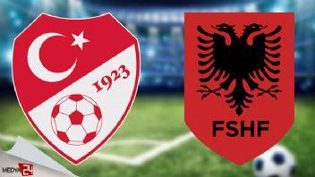 Türkiye Arnavutluk 1-0 Geniş Özet izle