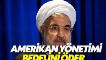 İran'dan ABD'ye Sert Uyarı: Cevap Vereceğiz