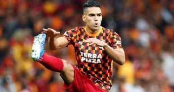 Galatasaray'da Falcao şoku! Sivasspor maçında yok