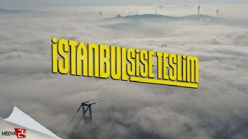 İstanbul yoğun sise teslim!