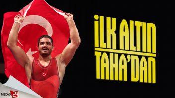 Dünya Askeri Olimpiyat Oyunları'nda Taha Akgül'den altın madalya