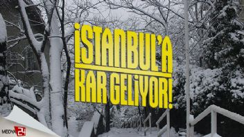 Meteoroloji'den İstanbul için kar yağışı açıklaması!