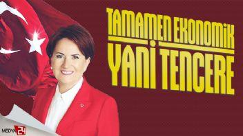 Akşener: Erdoğan'ın seçilmesi mümkün değil!