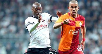Beşiktaş Galatasaray derbisinde iddaa oranları değişti
