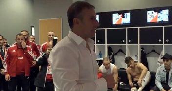 Abdullah Avcı: Oyuncularımla gurur duyuyorum!