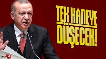 Erdoğan: Enflasyon tek haneye düşecek!