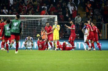 Türkiye A Milli takımımız Euro 2020'de