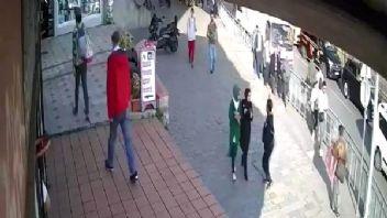 Başörtülü öğrenciye saldıran zanlı gözaltında