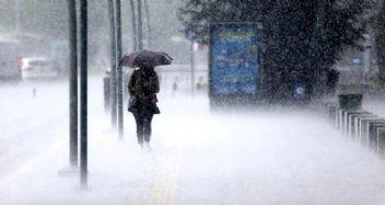 Meteoroloji'den Ankara'ya sağanak yağış uyarısı