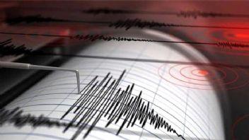 Antalya'da 4,4 büyüklüğünde deprem