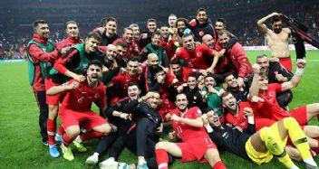 Euro 2020'de milliler 3. torbada