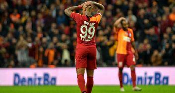 Galatasaray 41 maç sonra mağlup