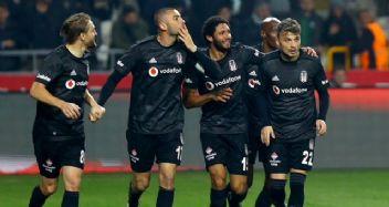 Beşiktaş seriye bağladı: 0-1