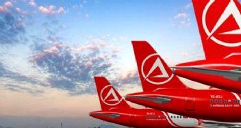Atlas Global uçuşlarını durdurdu