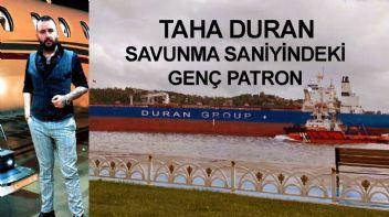 Taha Duran, Savunma Sanayi Sektöründeki Genç Patron...