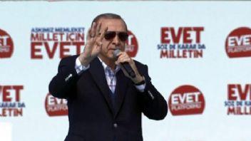 Cumhurbaşkanı: İdam Cezası İçin de Referanduma Gideriz