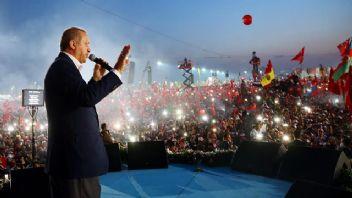 Cumhurbaşkanı Erdoğan'dan 15 Temmuz anma etkinlikleri