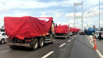 15 Temmuz Şehitler Köprüsü trafiğe kapalı