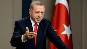 Cumhurbaşkanı Erdoğan: 'Mescid-i Aksa Müslümanlarındır.'
