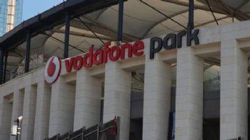 Beşiktaş'ın mabedi artık 'Vodafone Park'