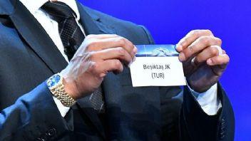 Beşiktaş'ın Şampiyonlar Ligi'ndeki muhtemel rakipleri ve torbalar