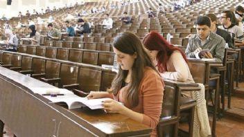 Üniversite adaylarında tercih heyecanı