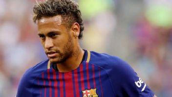 Neymar idmanda Semedo'yu yumrukladı