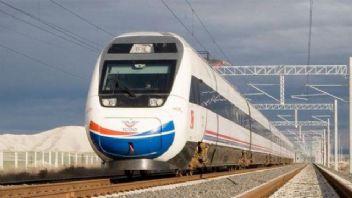 Antalya'ya hızlı tren projesi geliyor