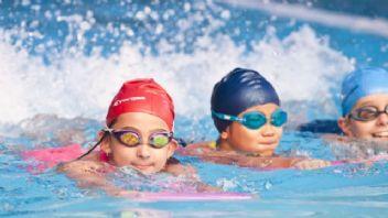 İşte çocuğunuzu yüzmeye göndermeniz için beş neden