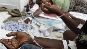Yemen'de çocuklar kolera salgınıyla boğuşuyor