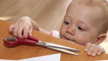 Çocukları ev kazalarından korumak için bunlara dikkat