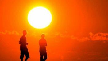 İstanbul'da hava sıcaklığı 45 derece