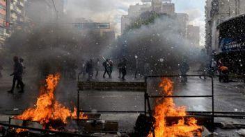 Venezuela Basına Sert Müdahale Tepki Görüyor