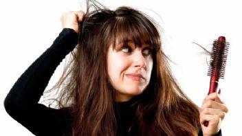 Saç dökülmesi kadınlarında sorunu
