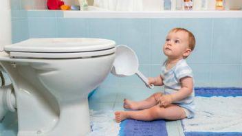 Çocuğunuzu tuvalet eğitimi konusunda zorlamayın