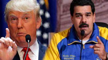 Trump hükümeti Venezuela'ya da meydan okudu