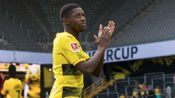 Ousmane Dembele Dortmund'da süresiz kadro dışı