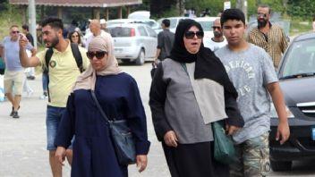 Arap turistlerin uğrak yeri: Uludağ