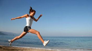 Sıcak havada egzersiz yaparken dikkat