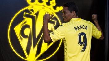 Carlos Bacca resmen Villarreal'de