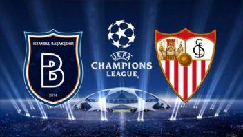 Başakşehir Sevilla: 1-2 Maçın Özeti