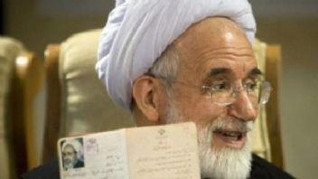İran'ın ünlü siyasetçisi hastaneye kaldırıldı