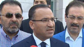 Başbakan Yardımcısı Bozdağ: 'Almanya, Türkiye düşmanlığına sığınak hale geldi'